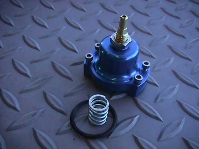Adjustable Fuel Pressure Regulator Kits