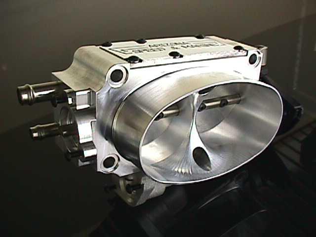 58mm ZZ502 Ramjet Throttle Valve