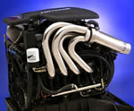 496 Sport Tube Header Performance Package